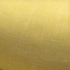 Ado Dekostoff gelb Art. 1128, mit Bleiband, H: 270 cm, METERWARE