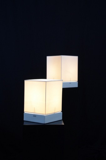 Lampe Cassa creme von Tiziano