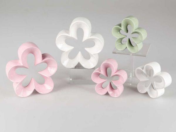 Formano Deko-Blume grün Pastell