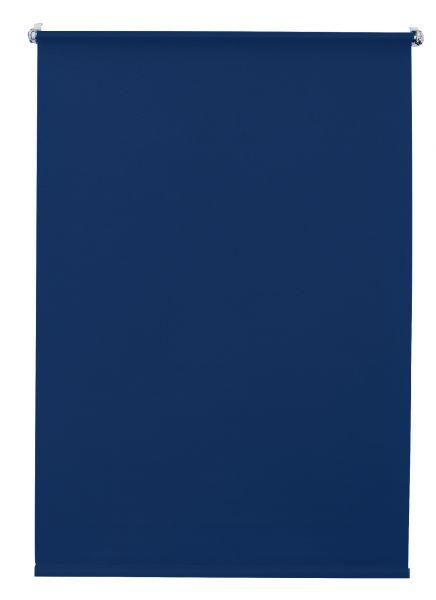 Verdunklung/Thermostoff-dunkelblau/silber
