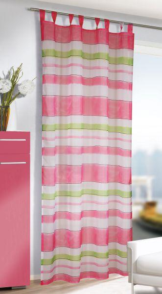 Schlaufenschal Vince pink 245x135 cm